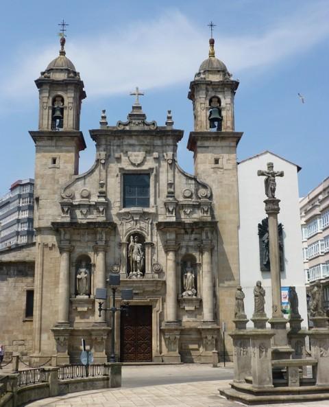 La Coruna - Casa de Dios Y Puerta del Cielo