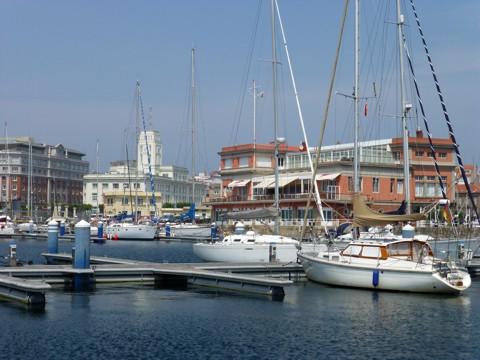 Marina Real RCNC - La Coruna