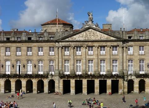 Palacio de Rajoi - Santiago de Compostela