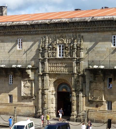 Santiago de Compostela - Hospital