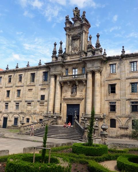 Benediktiner-Kloster - Santiago de Compostela