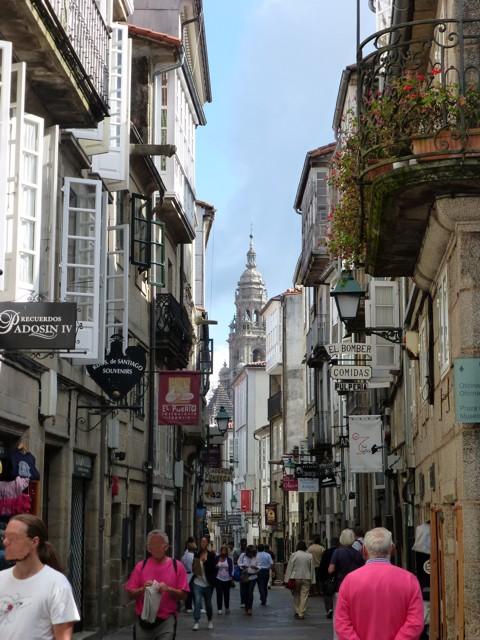 Altstadt - Santiago de Compostela