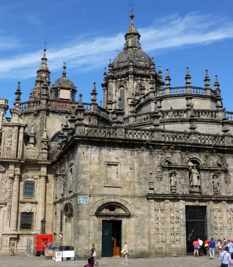 Kathedrale vom Quintana Platz