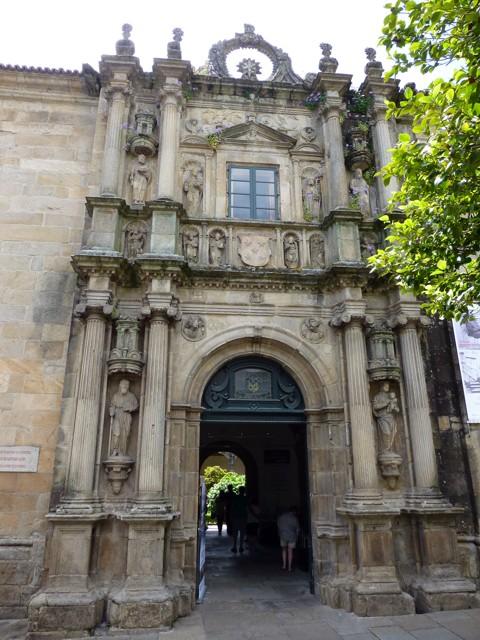 Alte Universität in Santiago de Compostela