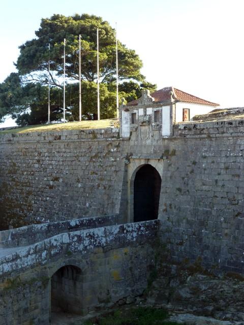 Viana do Castelo - Festung
