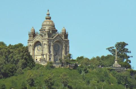 Viana do Castelo - Heilige Lucia Basilica