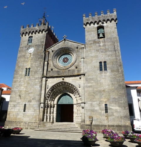 Viana do Castelo - Kathedrale