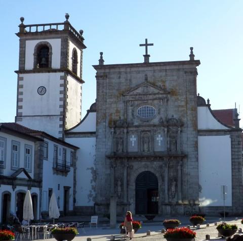 Viana do Castelo - Kirche des Hl Dominik