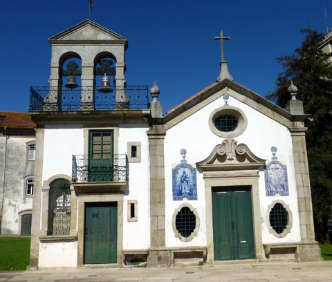 Viana do Castelo - Seelen-Kapelle