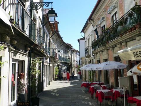 Altstadt von Viana do Castelo