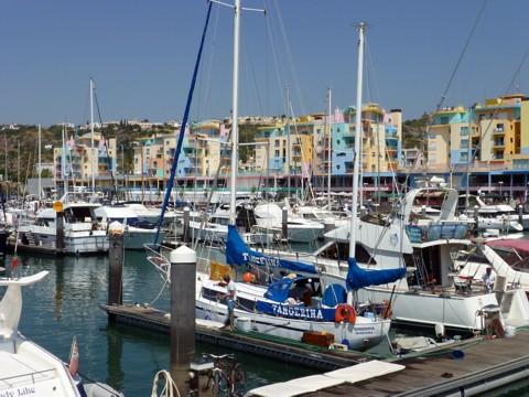 Hafen Albufeira