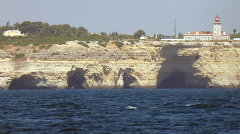 Algarve - Capo Carvoeiro