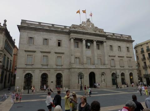 Barcelona - Casa de la Ciutat