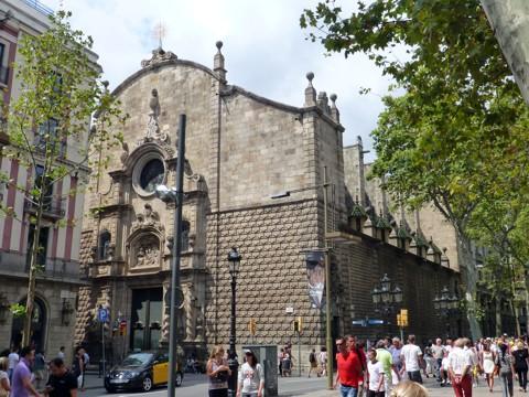 Barcelona - Esglesia de Belem