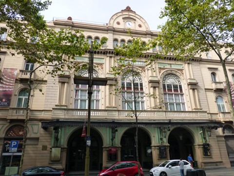 Barcelona - Gran Teatre del Liceu