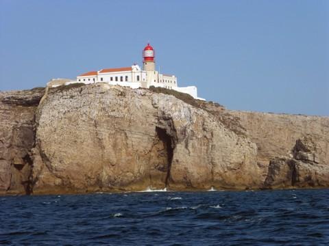 Leuchtturm - Kap de São Vicente