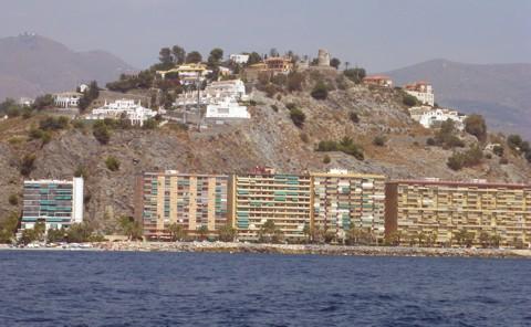 Bettenburgen - Spanien Südküste