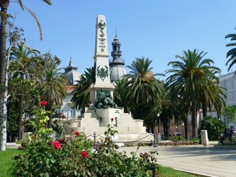 Cartagena - Heldendenkmal von Cavite