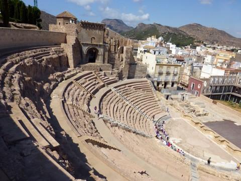 Römisches Theater - Cartagena