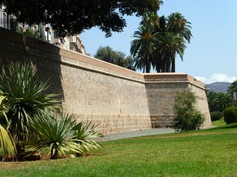 Cartagena Stadtmauer
