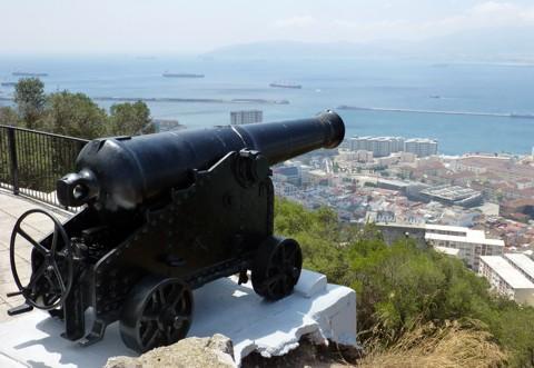 Kanonen - Gibraltar