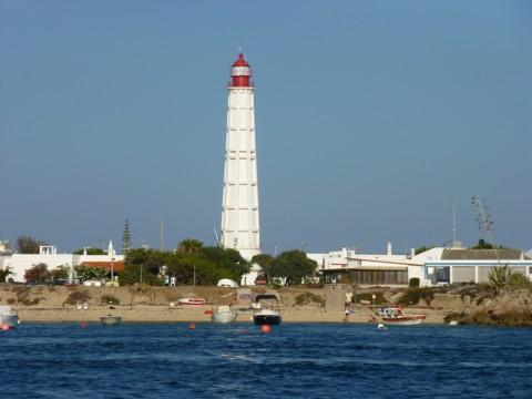 Leuchtturm am Cabo de Santa Maria