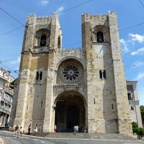 Lissabon - Catedral Sé Patriarcal
