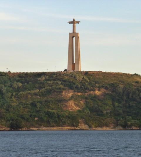 Lissabon - Christusfigur Cristo-Rei