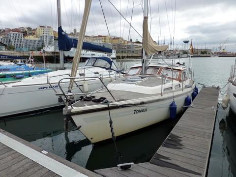 Lissabon Hafen - Tongji