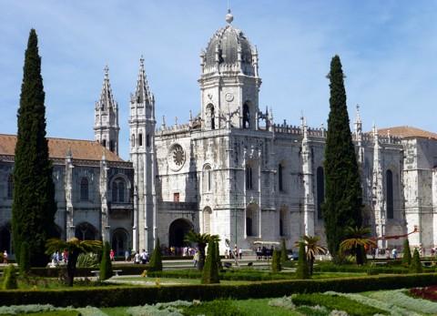 Lissabon-Belem - Mosteiro dos Jerónimos - Hieronymus-Kloster