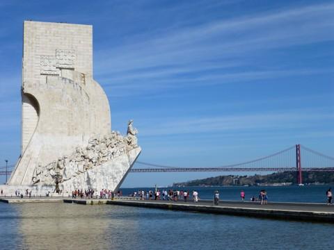 Lissabon-Belem - Padrão dos Descobrimentos