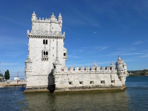Lissabon-Belem - Torre de Belém / Tower of Belem