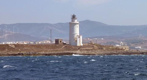 Punta Marroqui - Straße von Gibraltar