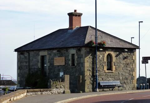 Bangor - altes Hafenamt