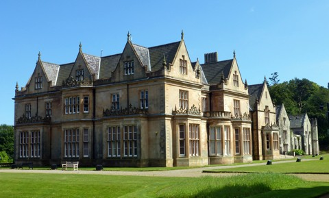 Bangor Castle - Town Hall
