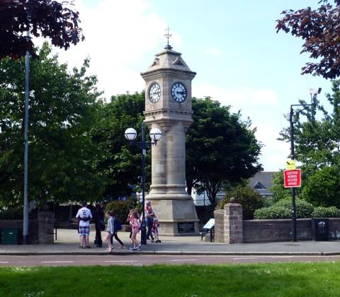Bangor - McKee Turmuhr