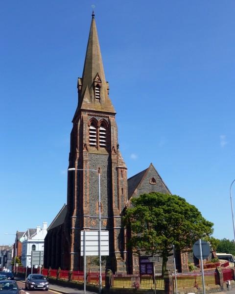 Bangor - Saint Comgall's Church of Ireland