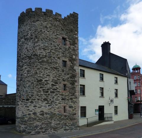Bangor - Tower House