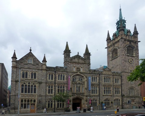 Belfast Church House - Presbyterian Church