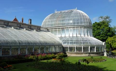 Belfast - Palm House