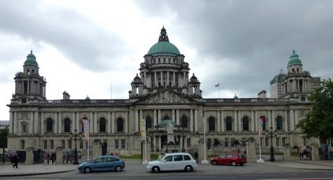 Belfast - Rathaus