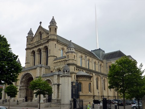 Belfast - St Anne's Cathedral