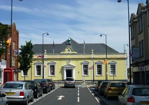 Carrickfergus - Rathaus