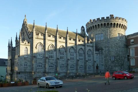 Dublin Castle - Chapel Royal + Record Tower