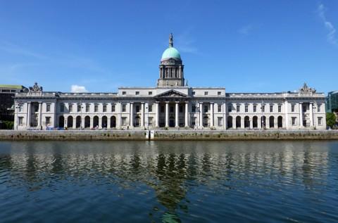 Dublin - Custom House