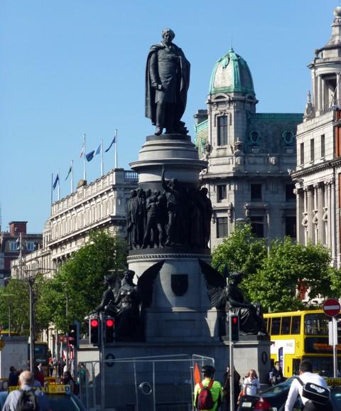 Dublin - O'Connell Monument
