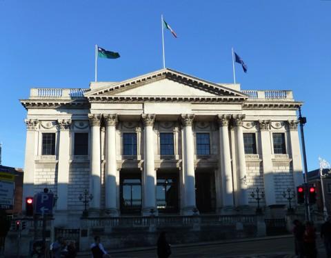 Dublin - Rathaus