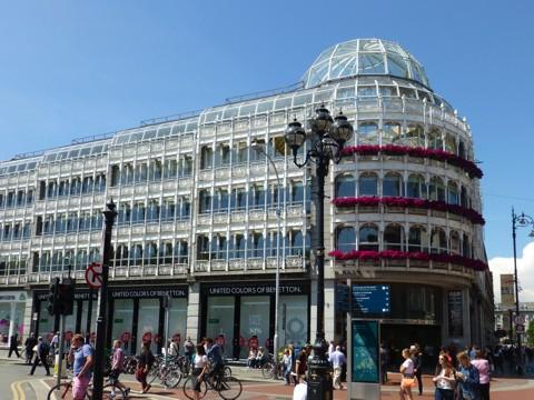 Dublin - Stephens Green Shopping Centre