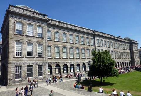 Dublin Trinity College - Book of Kells