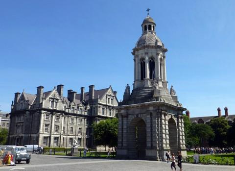 Campanile - Trinity College Dublin